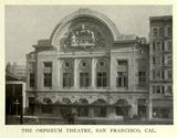 Orpheum Theatre, San Francisco, CAL. 1910