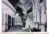 Castle Square Theatre, Boston 1895 - Foyer