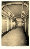 Fifth Avenue Theatre New York 1895 - Broadway Entrance