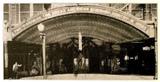 Princess Theatre, San Antonio, Texas in 1924 - Marquee