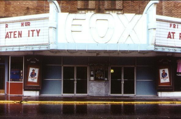Marquee in 1981