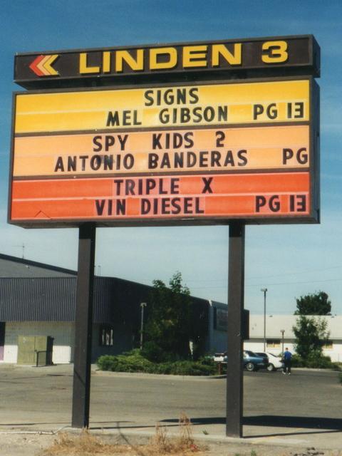 Linden 3 Theatres