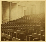 New Gallery Cinema, London 1925 - Section of Balcony seating