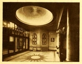 New Gallery Cinema, London 1925 - Lobby
