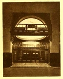 New Gallery Cinema, London 1925 - Main Entrance