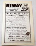 Hiway Drive-In