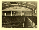 Electric Palace, Clapham Common, London in 1913 - Auditaurium