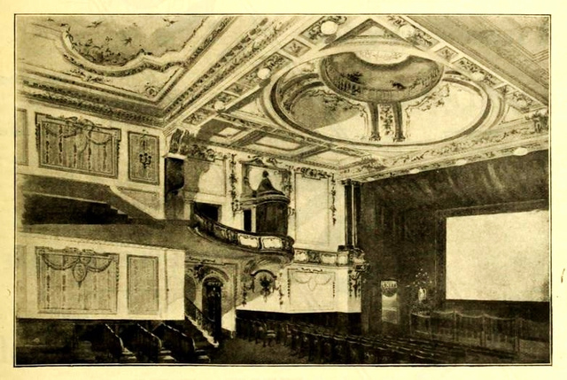 New Gallery Cinema, Regent Street, London 1913