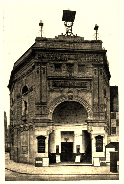 Peckham Picture Playhouse in 1912