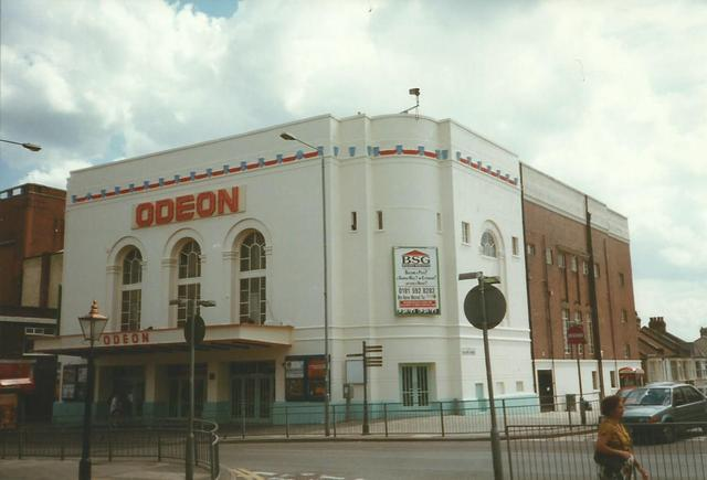 Odeon Barking