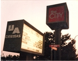 UA City-Orange (1987) - Marquee