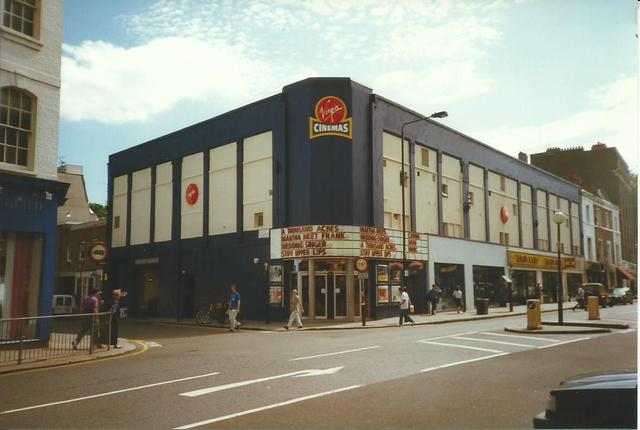 Cineworld Cinema - Chelsea