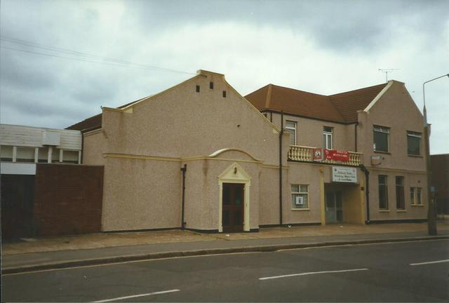 Tilbury Dock Working Men's Club and Institute