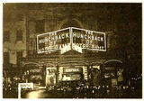 Empire Theatre, Leicester Square, London in 1923