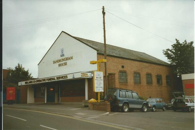 Sitwell Cinema