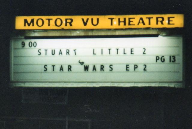 Motor Vu Theatre