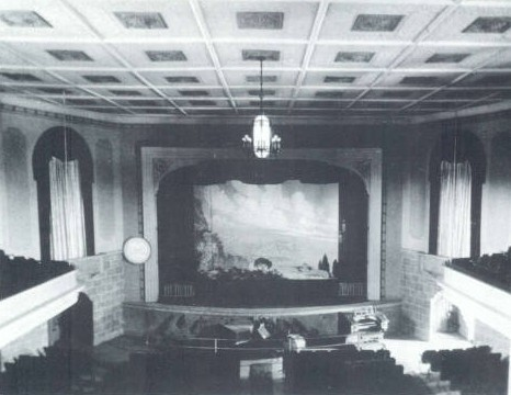 Adler Opera House, Interior