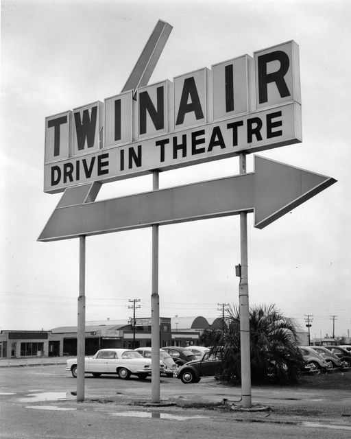 Twin-Air Drive-In