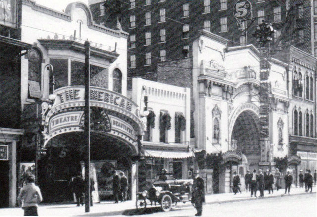AMERICAN Theatre; Milwaukee, Wisconsin.