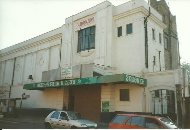 Coronation Cinema