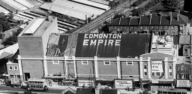 The Empire being reconstructed 1933