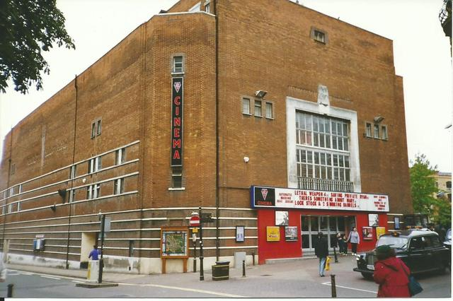 Odeon Oxford, George Street