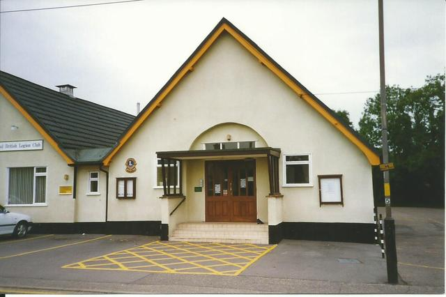 British Legion Hall Cinema