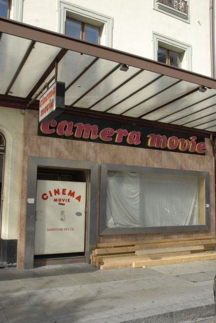 Cinema Camera Movie