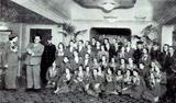 staff parade 1938