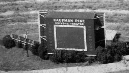 Kaufman Pike Drive-In
