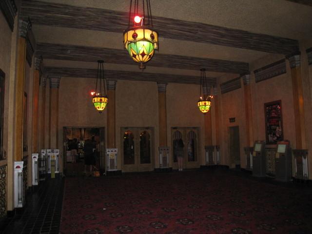 Oriental Theatre Lobby - 2009