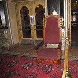 Oriental Theatre Lobby Chair - 2009