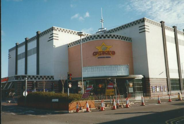 Cineworld Cinema - Bexleyheath