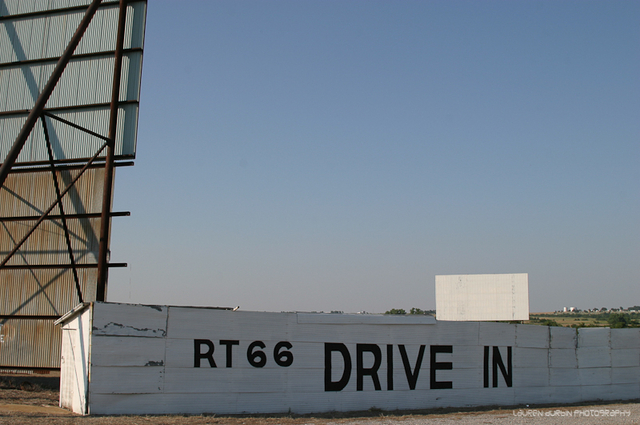 66 west twin drivein in weatherford ok cinema treasures