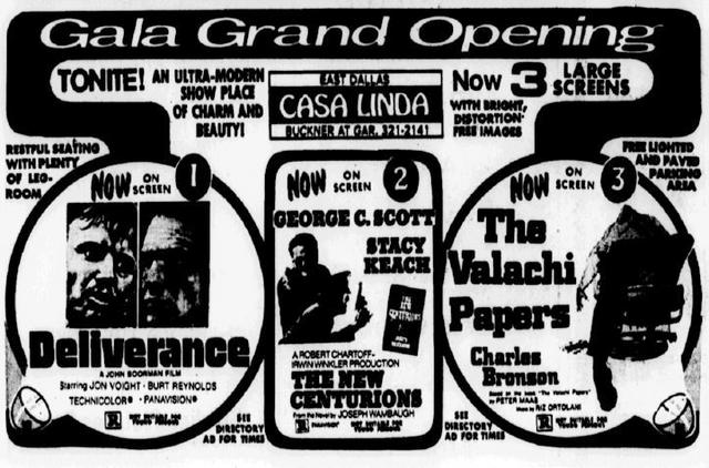 Casa Linda Theatre