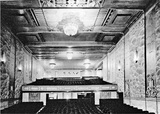 Art Deco auditorium