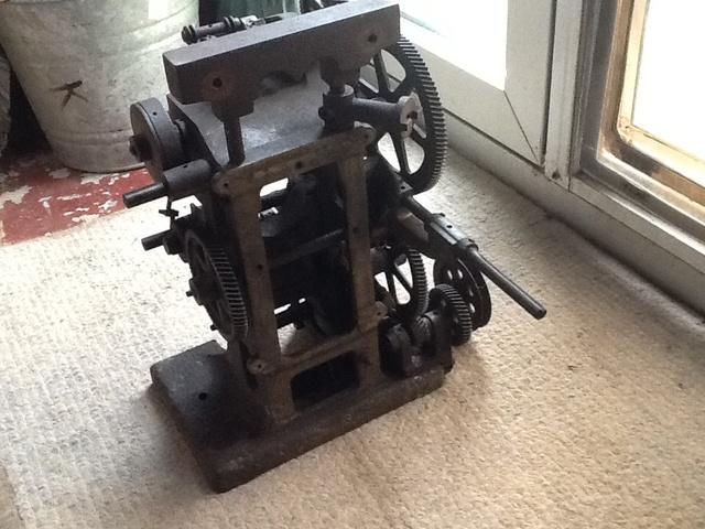 One of Grandpops projectors.