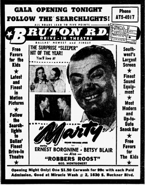 Bruton Road Drive-In