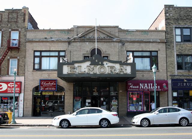 Elmora Theater, Elizabeth, NJ