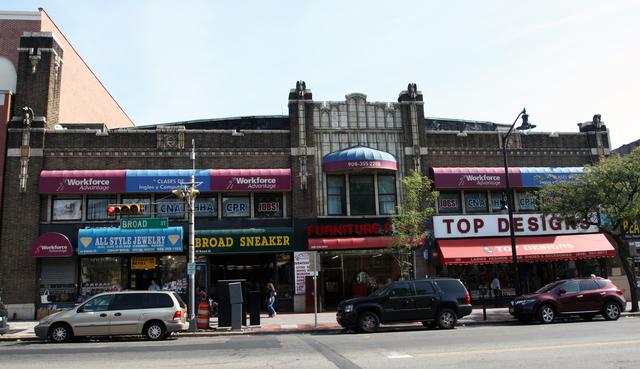 Regent Theatre, Elizabeth, NJ
