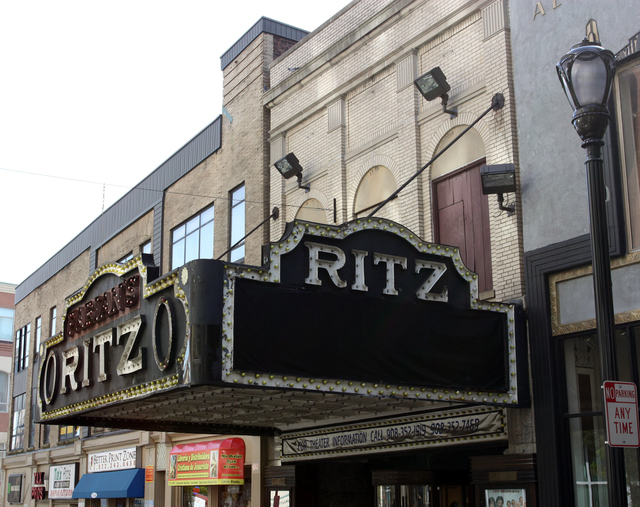 Ritz Theatre, Elizabeth, NJ