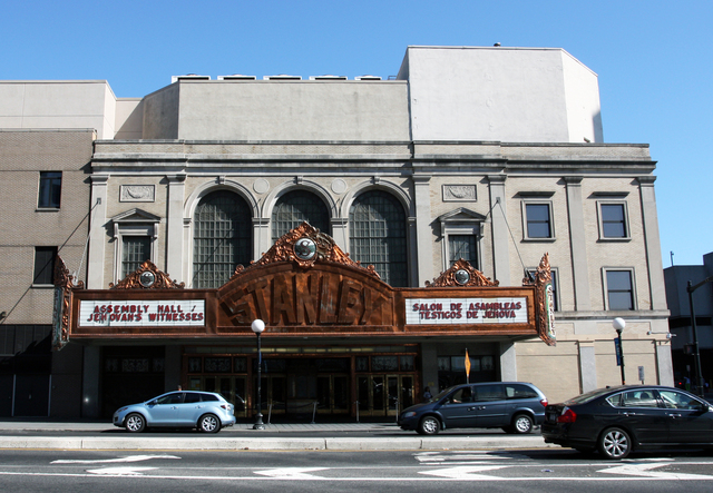 Stanley Theatre, Jersey City, NJ