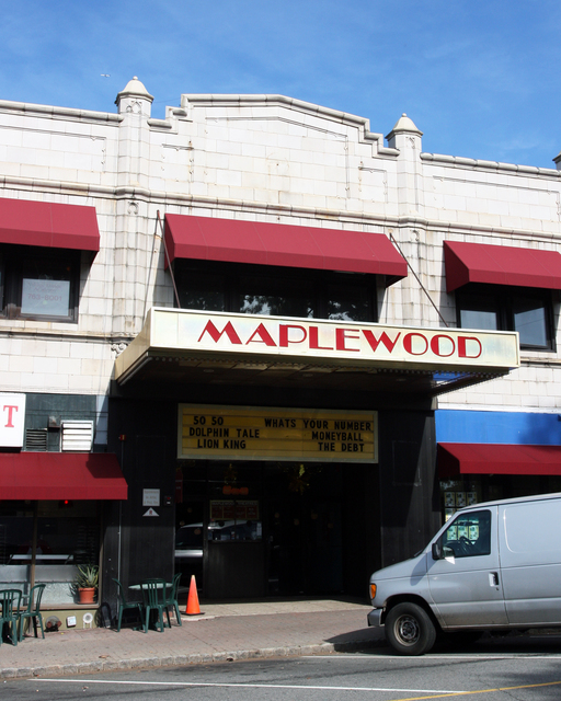 Maplewood Theatre, Maplewood, NJ