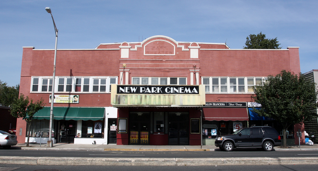 New Park Cinemas, Roselle Park, NJ