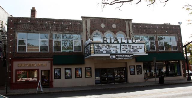 Rialto Theater, Westfield, NJ