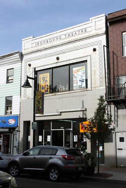 Ironbound Theatre, Newark, NJ