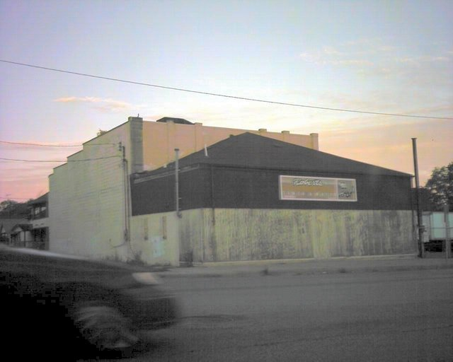 Former Flint Art Theatre in Flint, MI