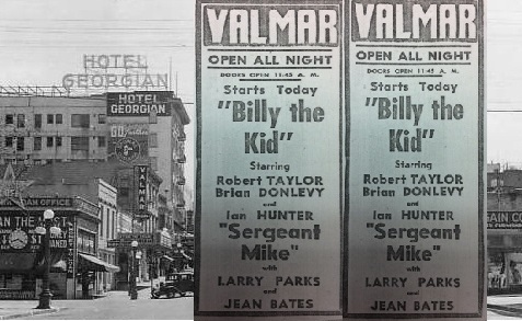 ValMar Theatre Advertisment