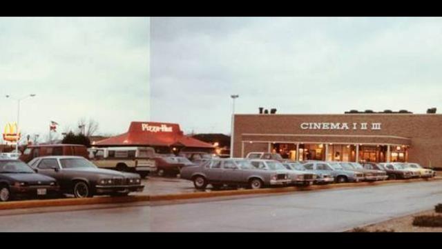 West Plaza Cinemas, Aurora, IL