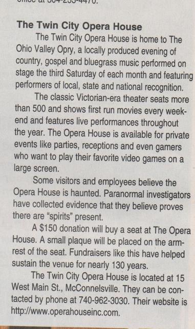 Twin City Opera House